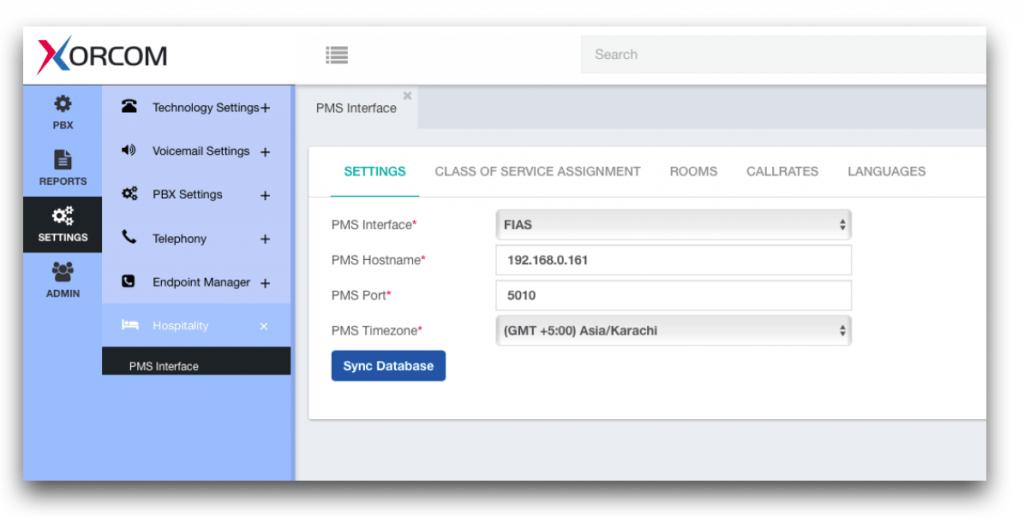xorcom-hotel-pms-interface